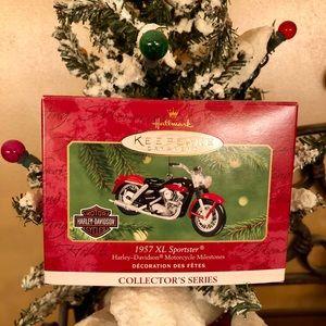 🎄Hallmark 2001 Harley Davidson 1957 XL Sportster
